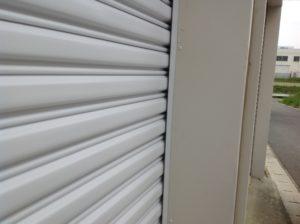 豊田市 電動 軽量スチールシャッター2