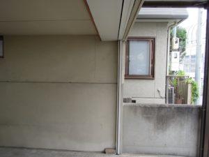 名古屋市緑区 電動軽量スチールシャッター 取替後2
