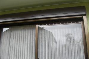 山梨県 電動窓シャッター 施工後2