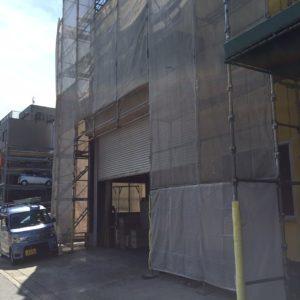 名古屋市守山区 塗装 外装 足場