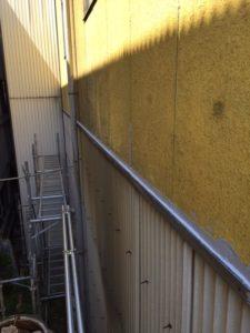 名古屋市守山区 壁面コーキング4