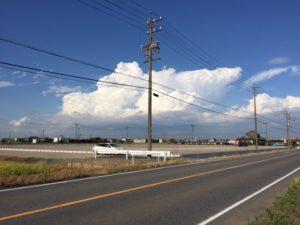 愛知県弥富市 フェンス基礎設置4