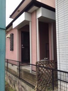 愛知県あま市 オリジナルシャッター シャッター屋.com パールホワイト 手動 スタンダード 1