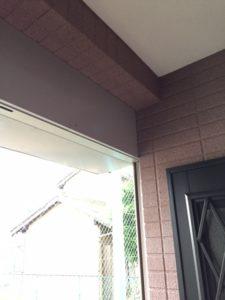 愛知県あま市 オリジナルシャッター シャッター屋.com パールホワイト 手動 スタンダード 4