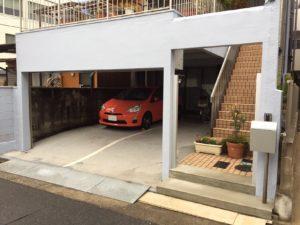 愛知県名古屋市北区 外構 塗装後 リフォーム ポスト