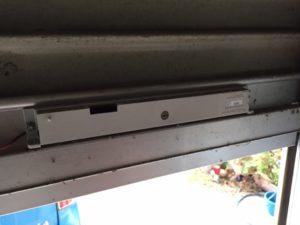 愛知県海部郡 障害物感知装置付座板 障検座板 センサー 電池交換 1