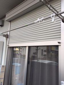 名古屋市名東区 窓シャッター メンテナンス 注油・グリスアップ・洗浄・調整 1