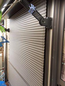 日進市 窓シャッター メンテナンス 注油・グリスアップ・洗浄・調整 3