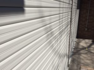 名古屋市中村区 手動シャッター交換 自動ドア修理3