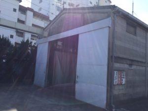 あま市 ハンガードア 修繕 3