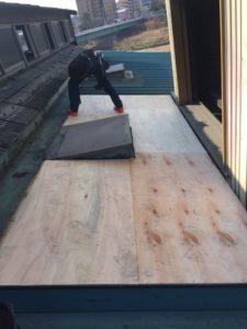 名古屋市守山区 雨漏り対策板金工事 3