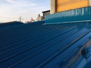 愛知県名古屋市守山区 防水塗装工事 屋根 施工後2