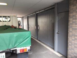 愛知県名古屋市中川区 ハンガードア 完了2