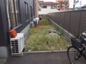 愛知県あま市 サイクルポート ヨドコウ 自転車置き場 1